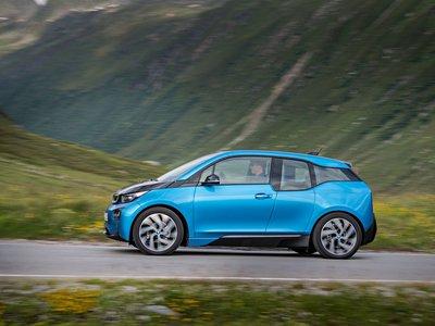 Los eléctricos de BMW empiezan el año doblando sus ventas