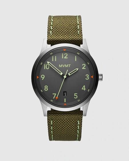 Militares Deportivos Y Muy Elegantes Asi Son Los Relojes En Color Verde Que Conquistaran Nuestros Looks Este Verano