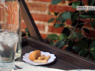 Pollo asado con tomillo, lima y especias tandoori. Receta saludable