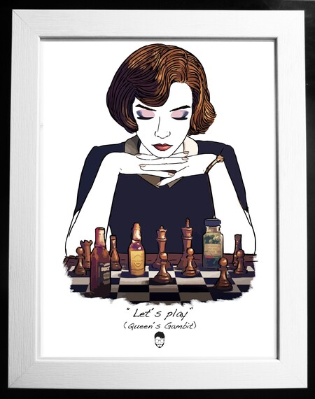 Lady's Gambit Picture 1024x1024 2x
