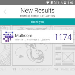 Foto 2 de 10 de la galería benchmarks-lg-x-screen en Xataka Android