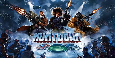 Huntdown 02