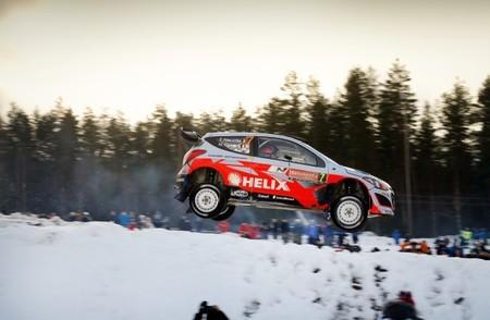 Thierry Neuville con el objetivo de ser campeón del WRC en 2016
