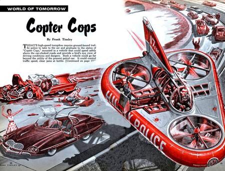 Copter Cops
