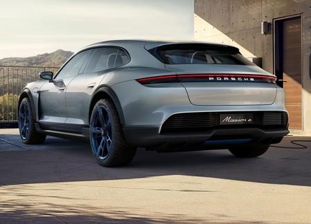 Porsche Mission E Cross Turismo Concept 2018 1600 23