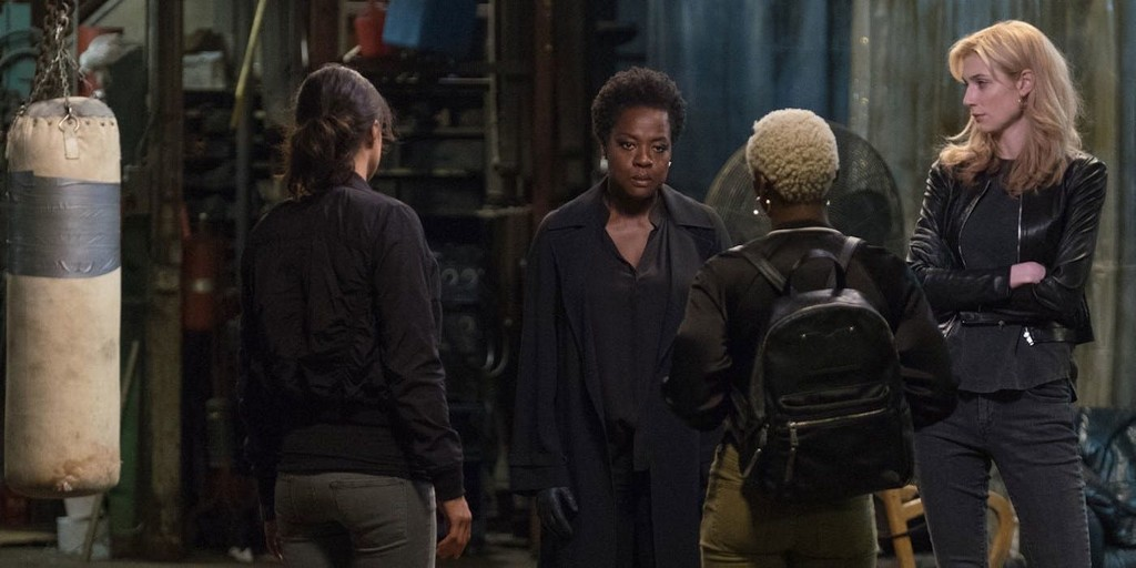 'Widows': masterful deconstruction of the thriller robbery that ranks among the best of the year