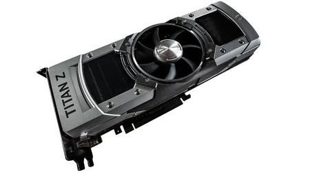 NVIDIA GeForce GTX TITAN Z, Dual-GPU GK110 con 12GB de memoria