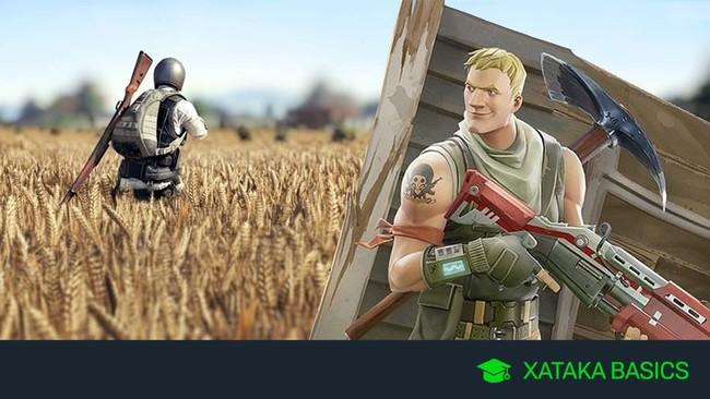 'Fortnite' vs 'PUBG': comparativa con las diferencias entre los dos 'Battle Royale' de referencia