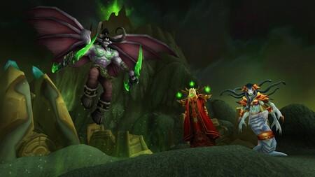 World of Warcraft: Burning Crusade Classic celebra su inminente lanzamiento con una oda a los héroes que regresan a la batalla