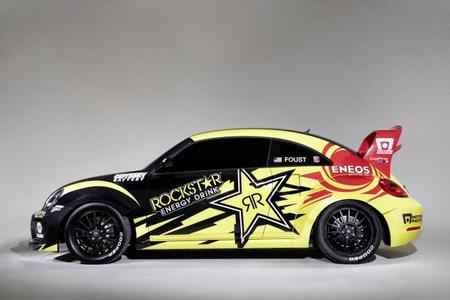 Volkswagen Rallycross-Beetle, diversión a raudales con 560 caballos