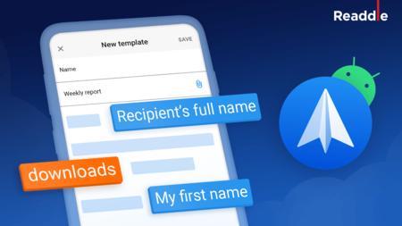 La aplicación de correo Spark se actualiza con widgets, plantillas y borrado en bloque