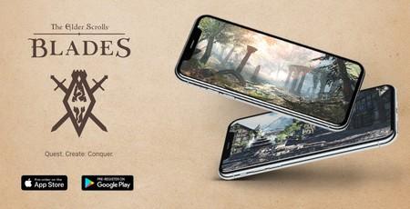 Elder Scrolls Blades El Juego De Bethesda Para Ios Y Android Se