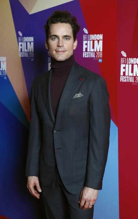 Matt Bomer Nos Demuesta Una Elegante Combinacion De Otono En Su Look En La Premire De Papa Chulo 2
