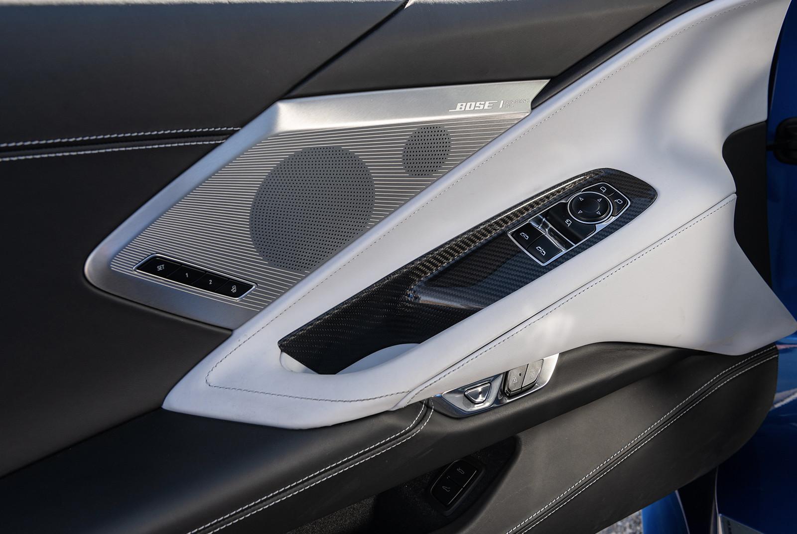 Foto de Chevrolet Corvette 2020 (prueba) (67/73)