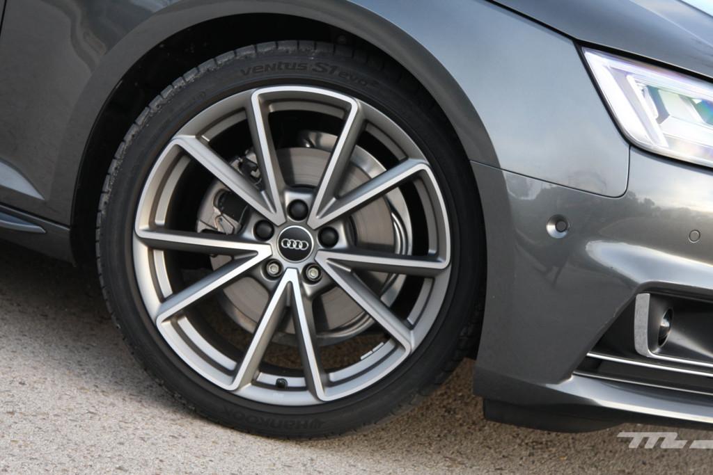 Audi A4 Avant 2.0 TDI Prueba 10