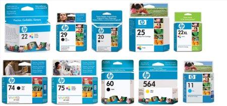 HP dejará que uses cartuchos compatibles en sus impresoras (por ahora y no cualquiera)