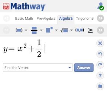 Mathway: la aplicación web para resolver ecuaciones matemáticas online