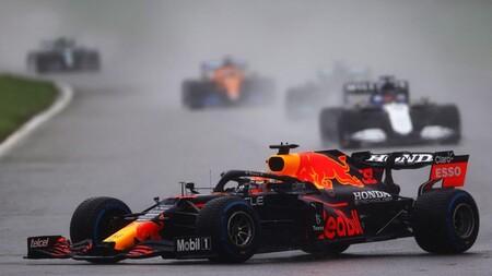 Verstappen Belgica F1 2021