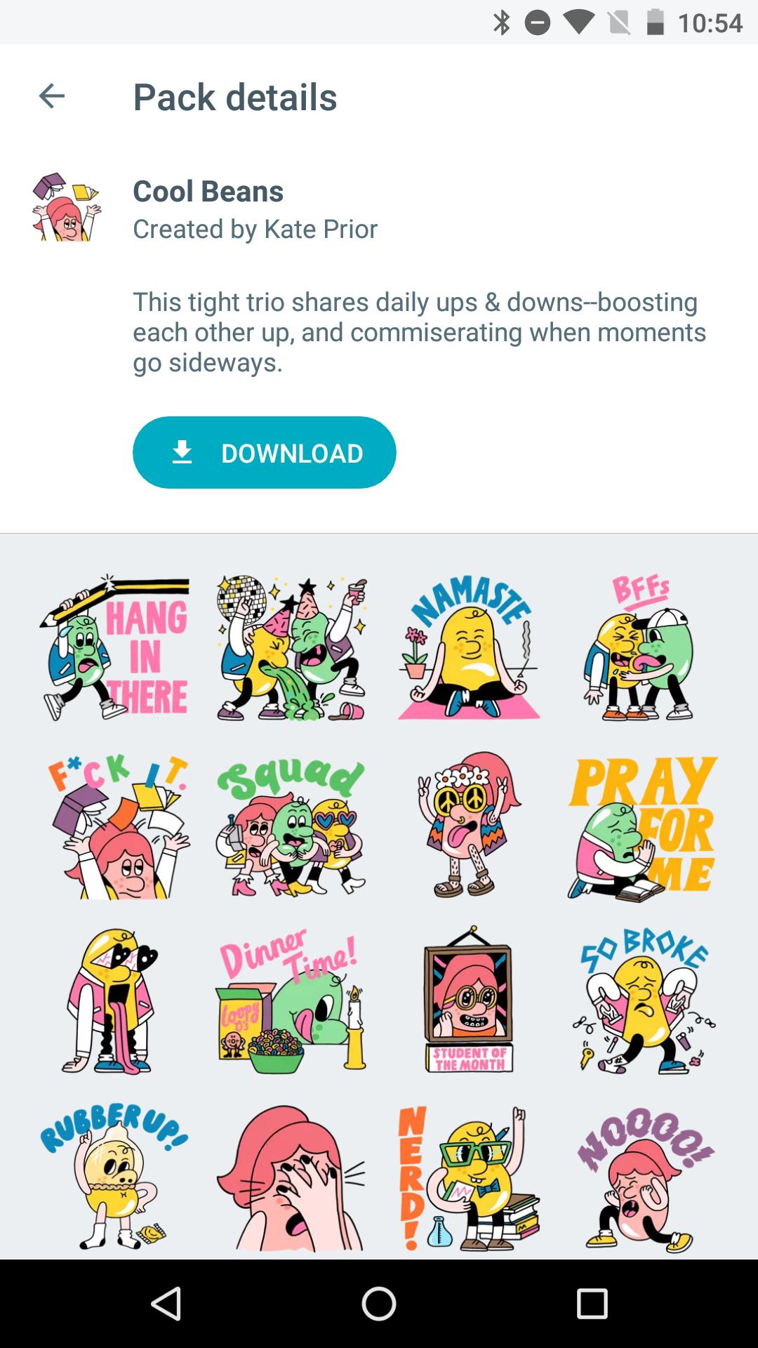 Foto de Google Allo Stickers (20/24)