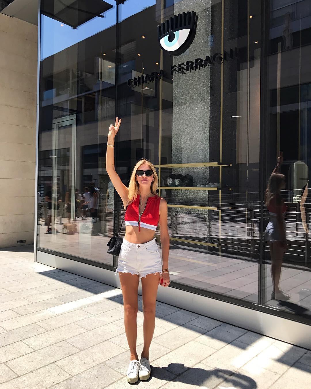 9f2fbf5de Chiara Ferragni Collection abre su primera boutique en Milán (pero no será  la única)