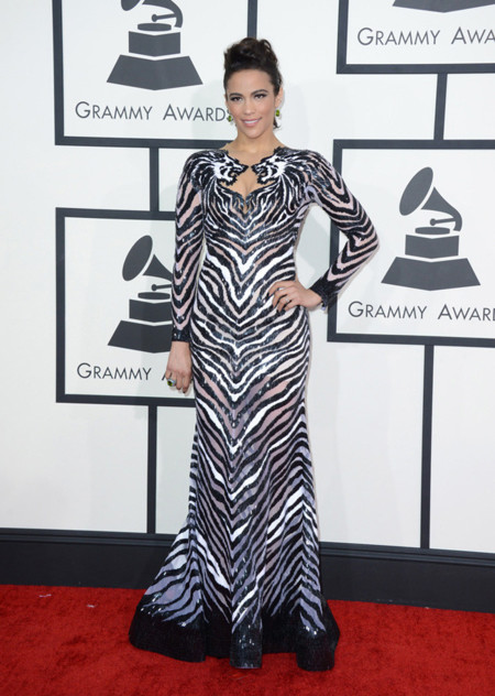 Paula Patton Peor Grammy 2014