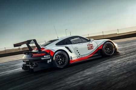 Porsche 911 Rsr 4