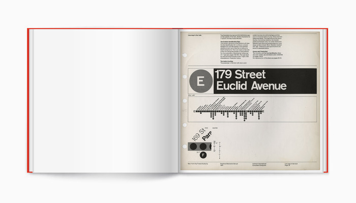 Foto de NYC Transit Authority Graphics Standards Manual (12/15)