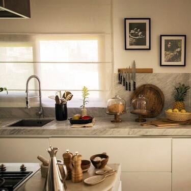 Zara Home nos enseña la impresionante casa en Madrid de la  influencer de cocina y lifestyle @madamejuanapepa