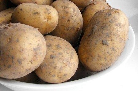Por qué se chascan las patatas en un estofado