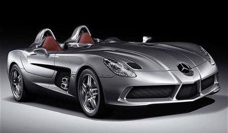 El Mercedes-Benz SLR McLaren Stirling Moss Roadster ya se ha filtrado a la red