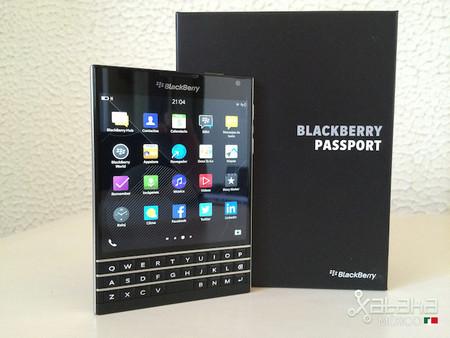 Blackberry Passport Mexico 09 1