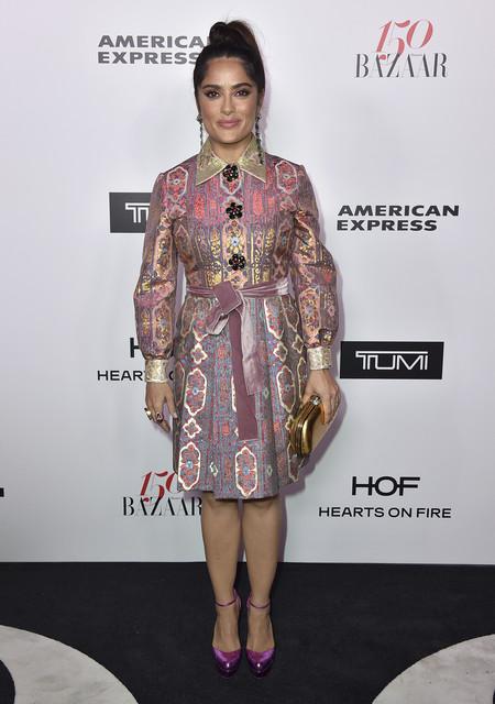 Harpers Bazaar Most Fashionable Women Alfombra Roja Looks 2017 14