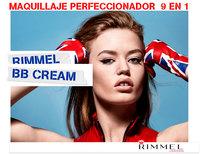Llega la nueva BB Cream de Rimmel, todo un perfeccionador de la piel ¡me la pido!