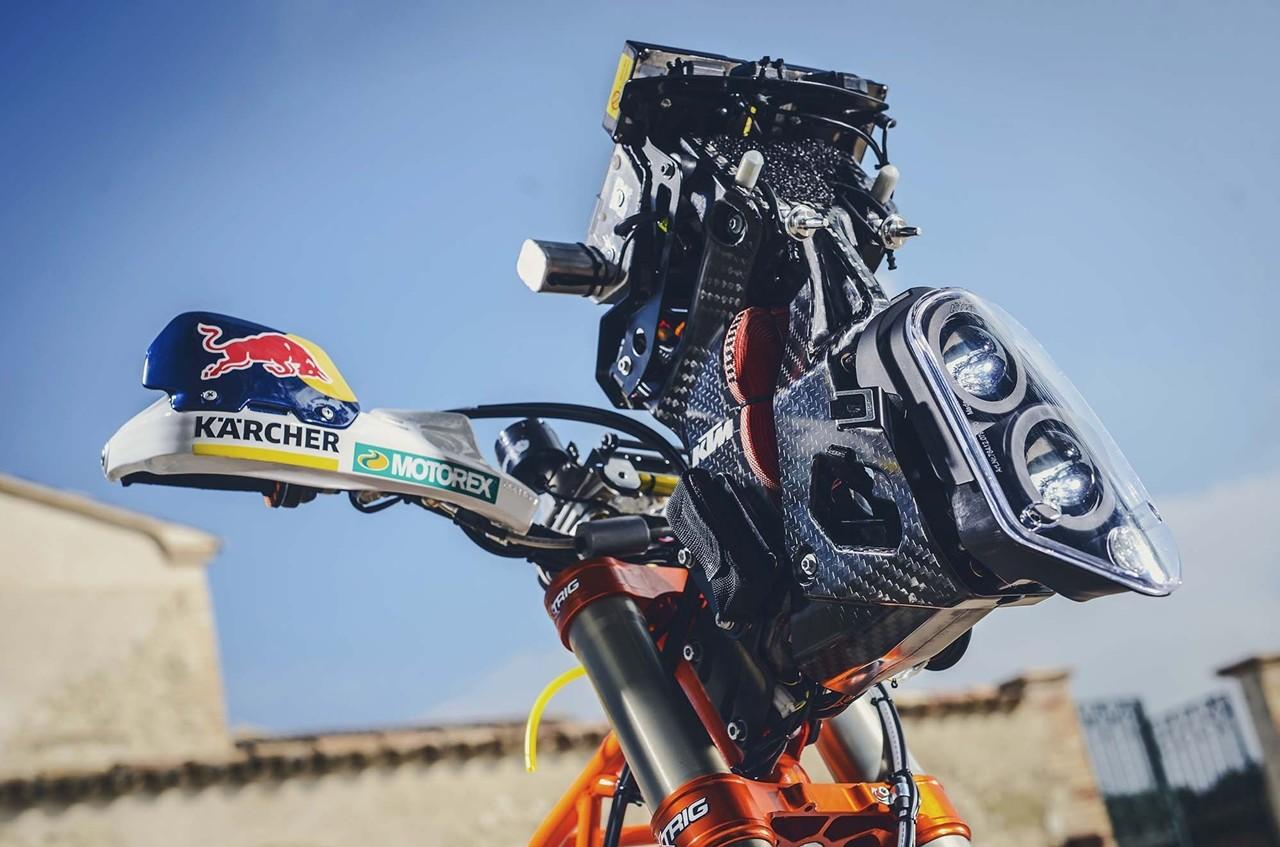 Foto de KTM 450 Rally (36/47)