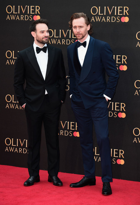 Tom Hiddleston The Olivier Awards 2019 With Mastercard Red Carpet Arrivals 03