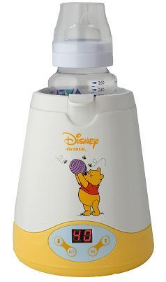 Calienta biberones de Winnie the Pooh