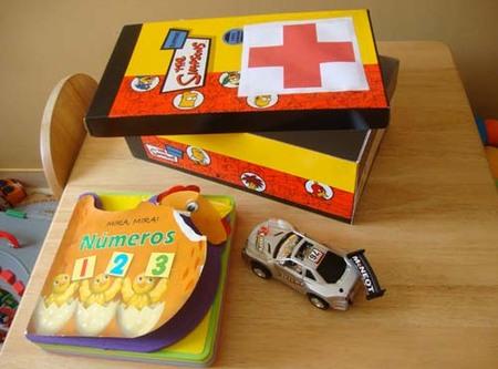 El hospital de los juguetes