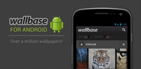 Wallbase HD, wallpapers para tu Android