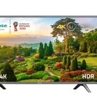 Super Week eBay: Smart TV de 49 pulgadas Hisense, con resolución 4K, por 419 euros