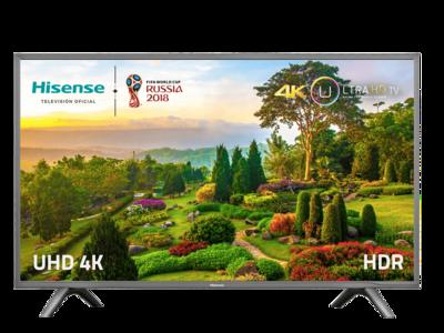 Super Week eBay: Smart TV de 49 pulgadas Hisense, con resolución 4K, por 419 euros