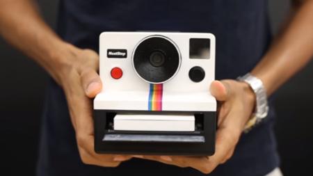 Esta Polaroid imprime tus GIFs como fotografías. Y sí, parecen sacados de un libro de Harry Potter
