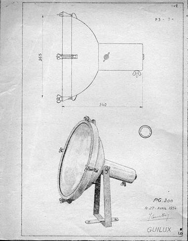 lámpara le corbusier - 2