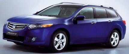 Honda Accord 2008, estrenando motor i-DTEC y varias tecnologías de seguridad