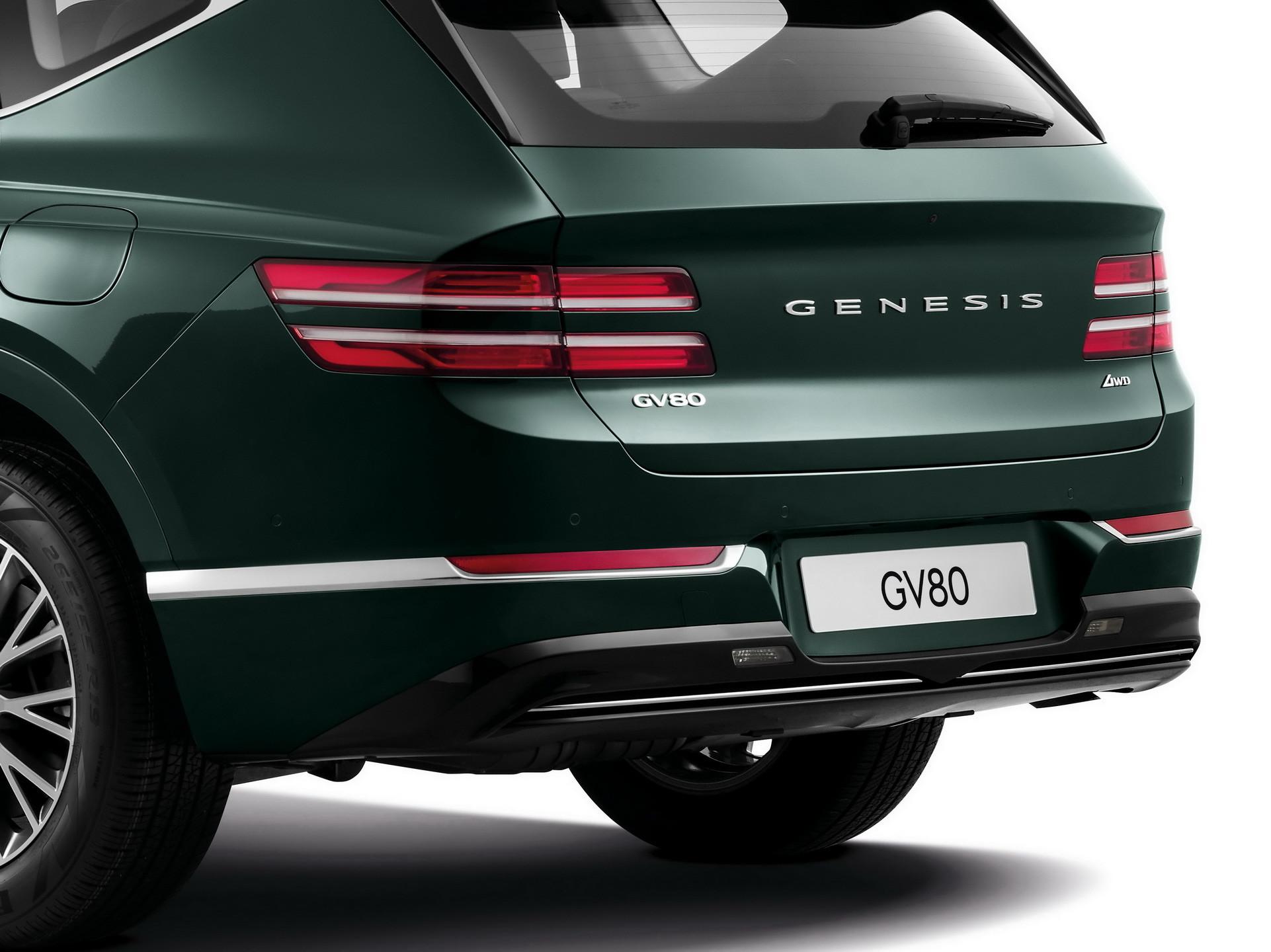 Foto de Genesis GV80 (6/12)