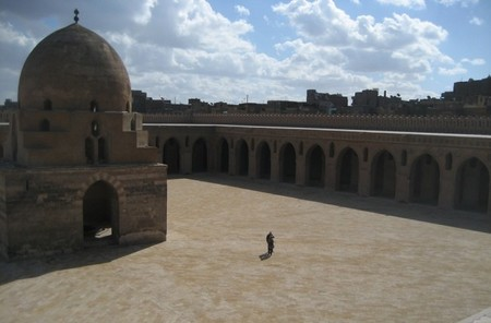 El Cairo: La Mezquita de Ibn Tulun y el bazar de Jan el-Jalili