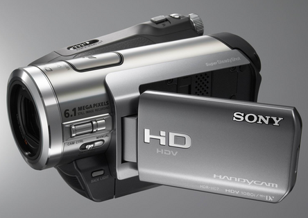 [CES 2007] Nuevas cámaras HDV HANDYCAM