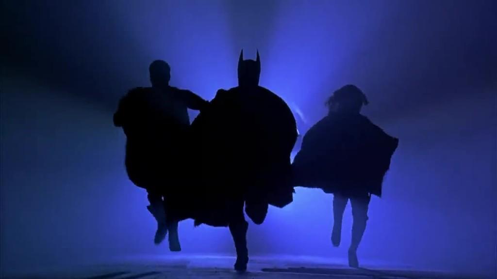Fin Batman
