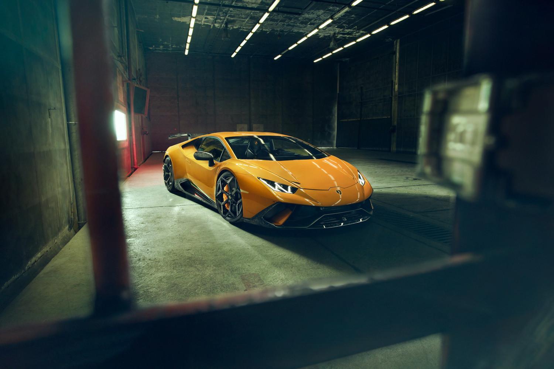 Foto de Novitec Lamborghini Huracán (1/17)