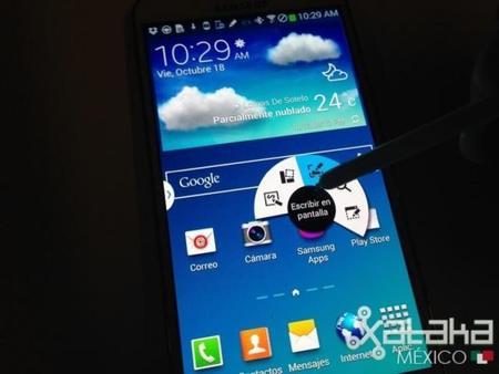 Samsung Galaxy Note Pro 12.2, confirmadas sus especificaciones