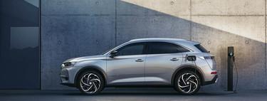 El SUV híbrido enchufable DS 7 Crossback e-tense ya tiene precio en España: desde 49.400 euros